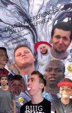 SIDEMEN//CALFREEZY//CALLUX - PREFERENCES by sidesos