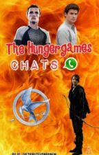 The Hungergames-Chats  #wattys2017 by _dietributevonpanem_