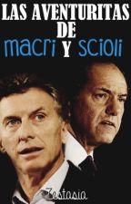 Las aventuritas de Macri y Scioli (MACRIEDITANDO A FULL) by -Elafi