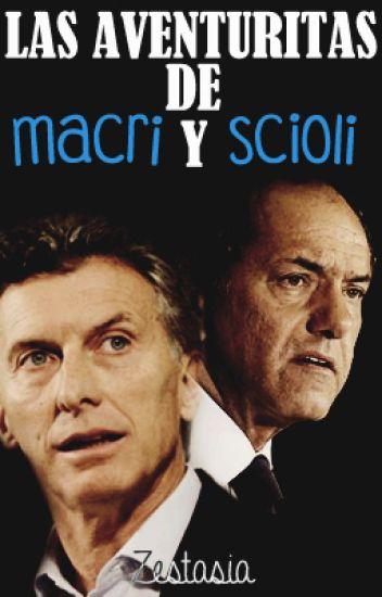 Las aventuritas de Macri y Scioli (MACRIEDITANDO A FULL)
