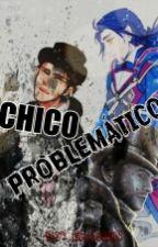 CHICO PROBLEMÁTICO by Erohen