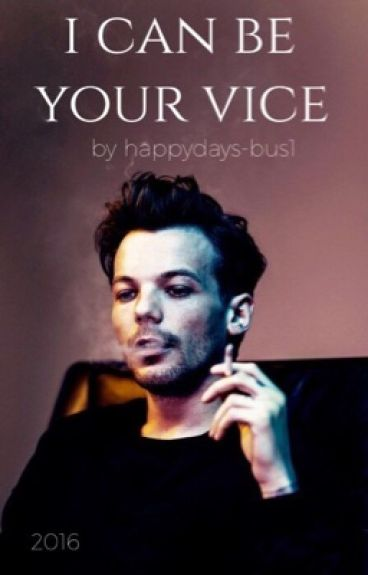 I CAN BE YOUR VICE • Larry ♡