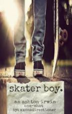 Skater Boy. (An Ashton Irwin one-shot) by kxylyn