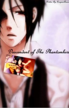 The Descendant of The Phantomhives by ScorpianQueen24