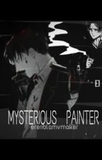 Mysterious painter  Eren X Levi by TayaElaine