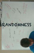 Randomness  by harpgirlgeek