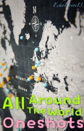 All Around The World Oneshots - (Ronin x Dareth Lemon) Shut