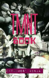 TMNT 2012 book by Extremest_ninja
