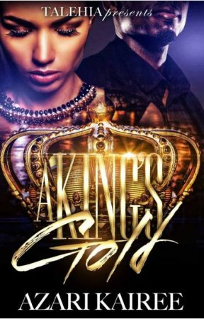 A King's Gold by AzariPatterson