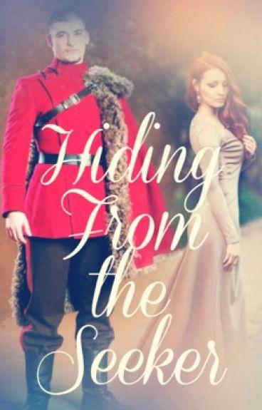 Hiding from the Seeker (Viktor Krum love story)