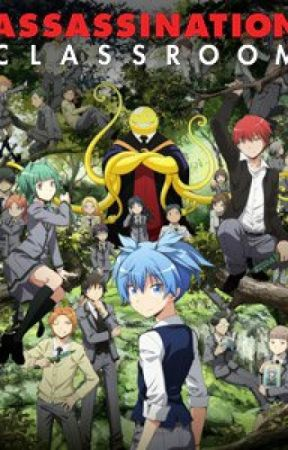 Assassination Classroom Lemons - When you txt them daddy