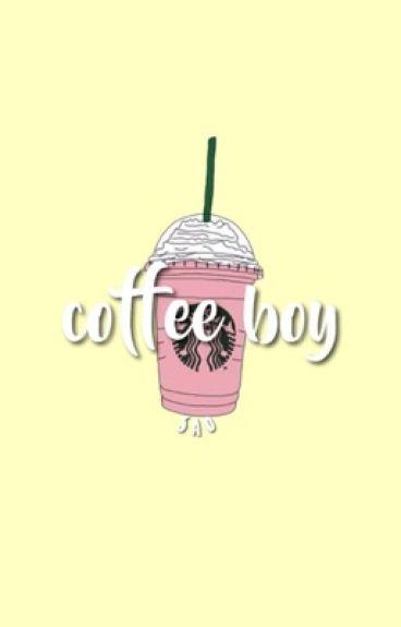 coffee boy | joshua bradley