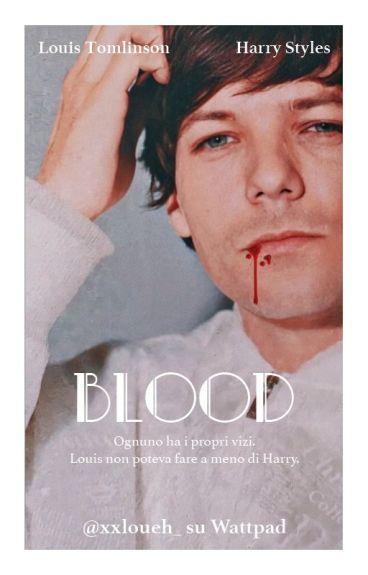 Blood    Larry Stylinson