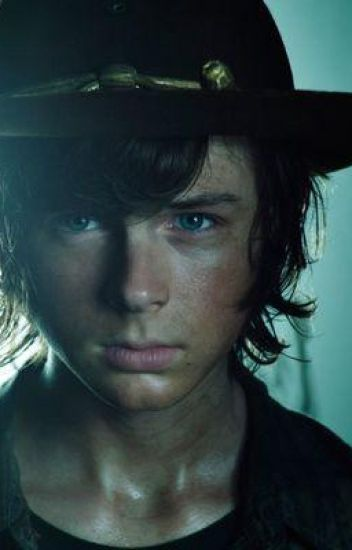 The Walking Dead Carl x Reader