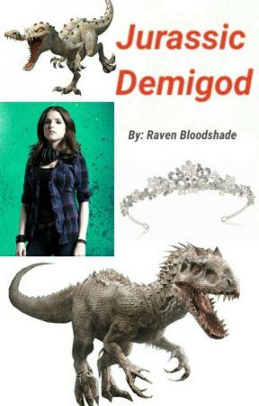 Jurassic Demigod by RavenXBloodshade