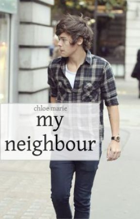 my neighbour | harry styles by sleepingpup