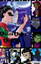 Fallen Raven {Teen Titans} by emodare