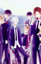 A little different (Diabolik lovers x reader) by CIY111