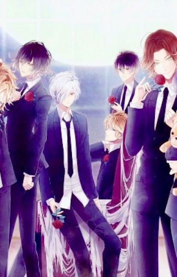 A little different (Diabolik lovers x reader)