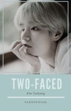 Two-faced ↣ Taehyung by Pandepipas2