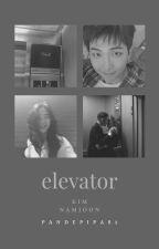 Elevator ↣ Namjoon by Pandepipas2