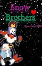 |Snow Brothers| ×UNDERTALE× by TheProsciutto
