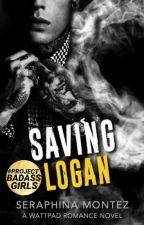 Saving Logan by SeraphinaMontez