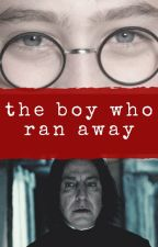 The Boy Who Ran Away by myramcqueen