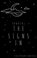 The Signs in... by -Rosiee-