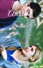 Opposites Attract (Heroes of Olympus AU)✔️ by Goddess-of-Sarcasm