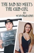 The Bad Boy Meets the Good Girl by MCshadowRaider