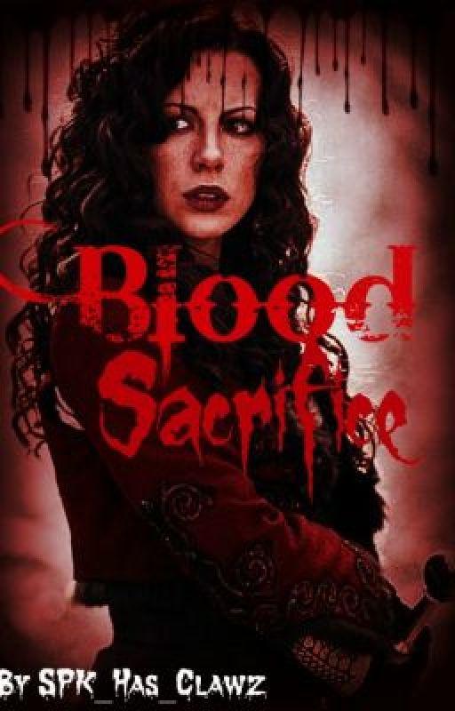 Blood Sacrifice by SPK_Has_Clawz