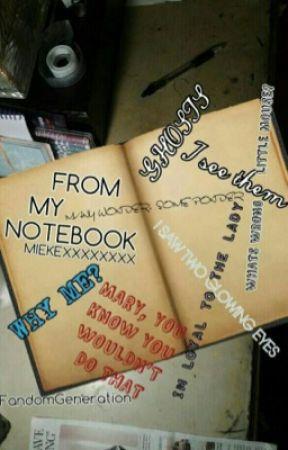 From My Notebook by MIEKExxxxxxxx