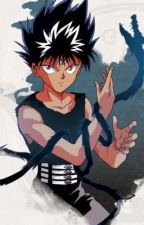 Flaming love (A hiei love story) by ToraKimiko
