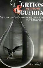GRITOS DE DOLOR & GUERRA. by pamkazi