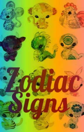 Zodiac Signs 2 by MrGuineapigs