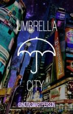Umbrella City by notasmartperson