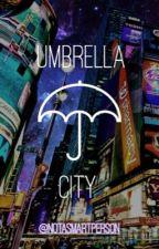 Umbrella City by notasmartperson