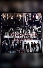 The GazettE Imagines by theinsidebeast