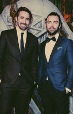 Aidan Turner and Lee Pace Imagines by Snackycake1975