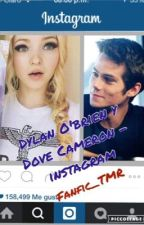 Instagram _ dylan o'brien y dove cameron by fangirl_TMR