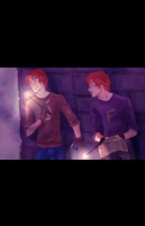 Struck Down (A Fred Weasley Love Story) by KarmaTheRealMVP