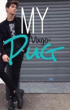 My Pug. by vixgo-