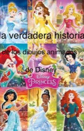La Verdadera Historia De Los Dibujos Animados De Disney