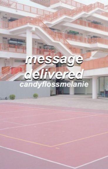 message delivered {frerard}