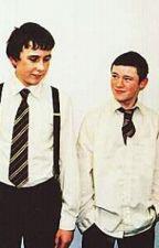 Neville Longbottom & Seamus Finnigan Love (Gay) by FredGmez