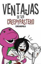 Ventajas de ser Creepypastero © by evanpiola