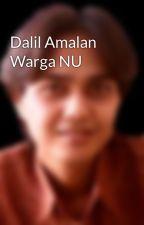 Dalil Amalan Warga NU by dilaga30