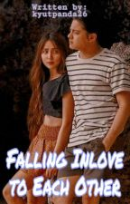 Falling in love to each other by MickaelaGarilao