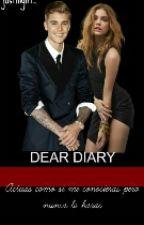 Dear Diary |J.B| by BieberKingStar